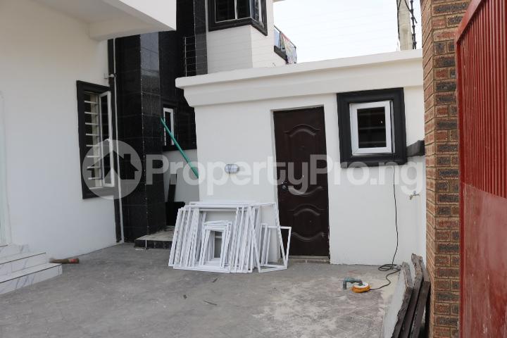4 bedroom Semi Detached Duplex House for sale Canal West Estate Osapa london Lekki Lagos - 6