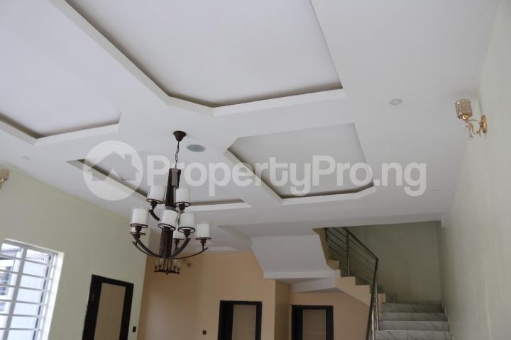 4 bedroom Semi Detached Duplex House for sale Canal West Estate Osapa london Lekki Lagos - 12