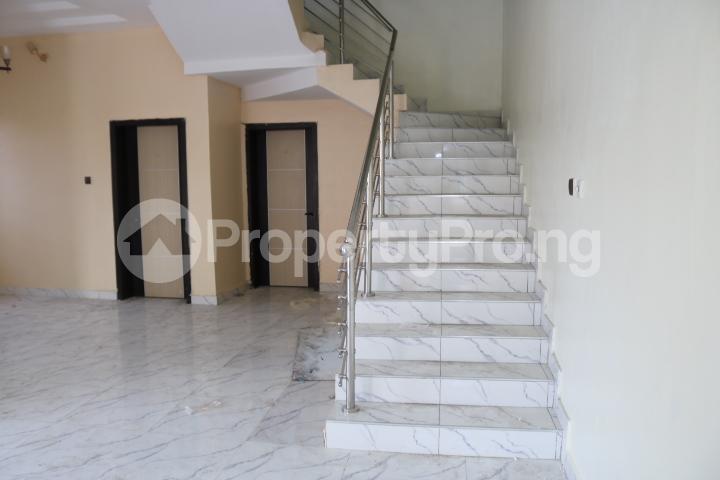 4 bedroom Semi Detached Duplex House for sale Canal West Estate Osapa london Lekki Lagos - 27