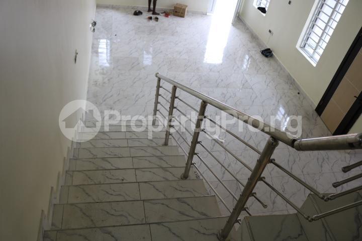 4 bedroom Semi Detached Duplex House for sale Canal West Estate Osapa london Lekki Lagos - 28