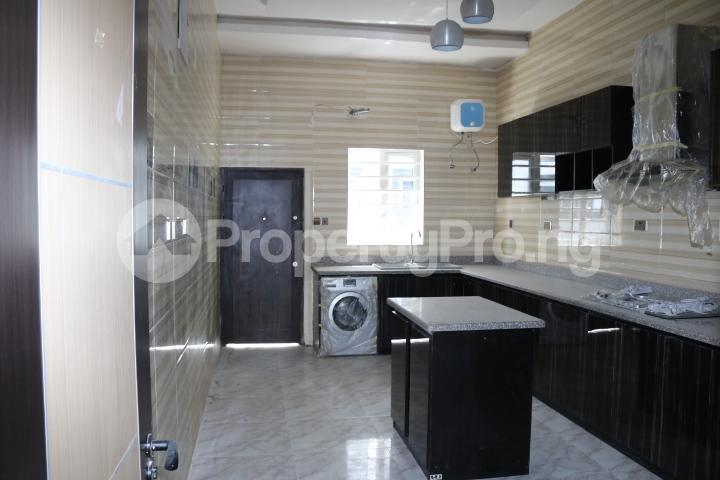 4 bedroom Semi Detached Duplex House for sale Canal West Estate Osapa london Lekki Lagos - 17