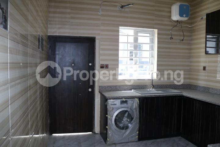 4 bedroom Semi Detached Duplex House for sale Canal West Estate Osapa london Lekki Lagos - 19