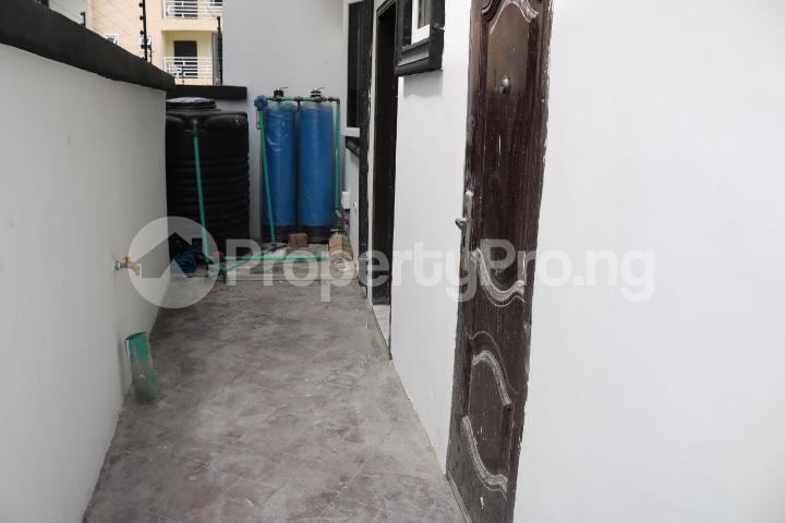 4 bedroom Semi Detached Duplex House for sale Canal West Estate Osapa london Lekki Lagos - 7