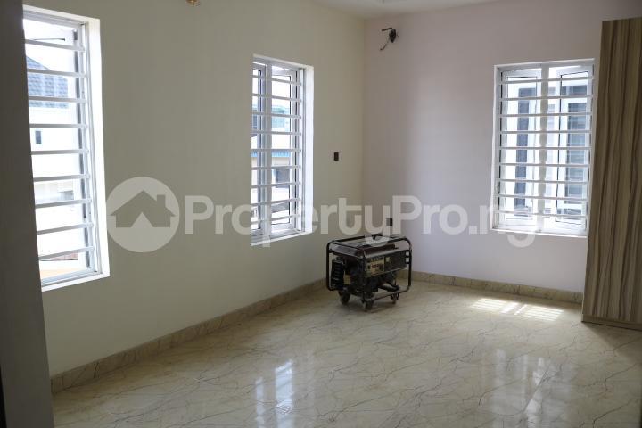 4 bedroom Semi Detached Duplex House for sale Canal West Estate Osapa london Lekki Lagos - 54