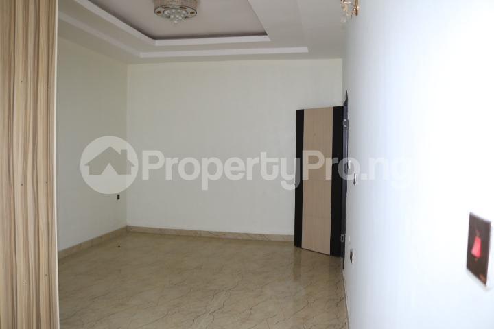 4 bedroom Semi Detached Duplex House for sale Canal West Estate Osapa london Lekki Lagos - 48