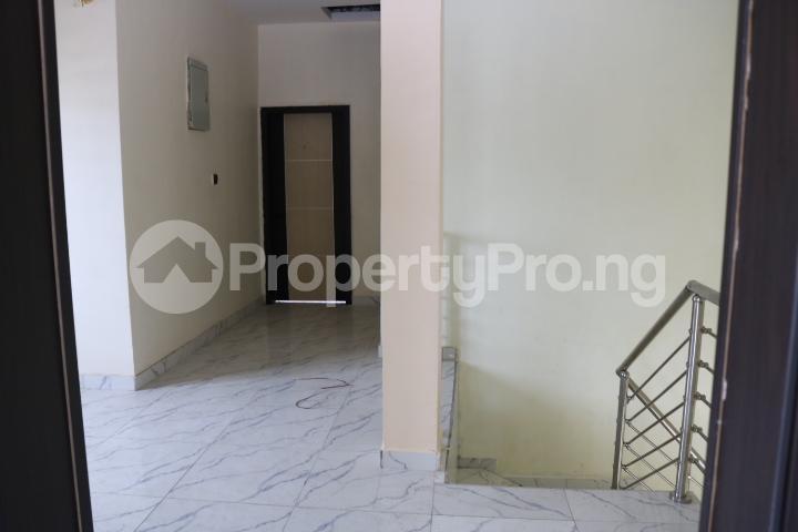 4 bedroom Semi Detached Duplex House for sale Canal West Estate Osapa london Lekki Lagos - 36
