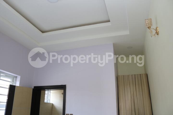 4 bedroom Semi Detached Duplex House for sale Canal West Estate Osapa london Lekki Lagos - 24
