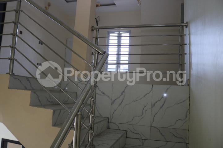 4 bedroom Semi Detached Duplex House for sale Canal West Estate Osapa london Lekki Lagos - 29