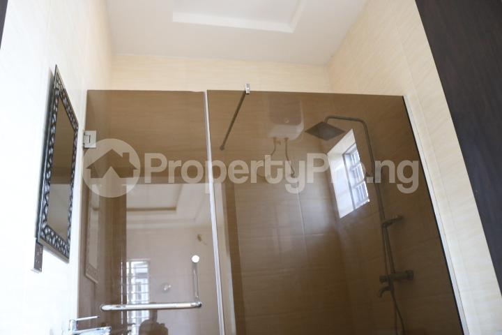 4 bedroom Semi Detached Duplex House for sale Canal West Estate Osapa london Lekki Lagos - 57