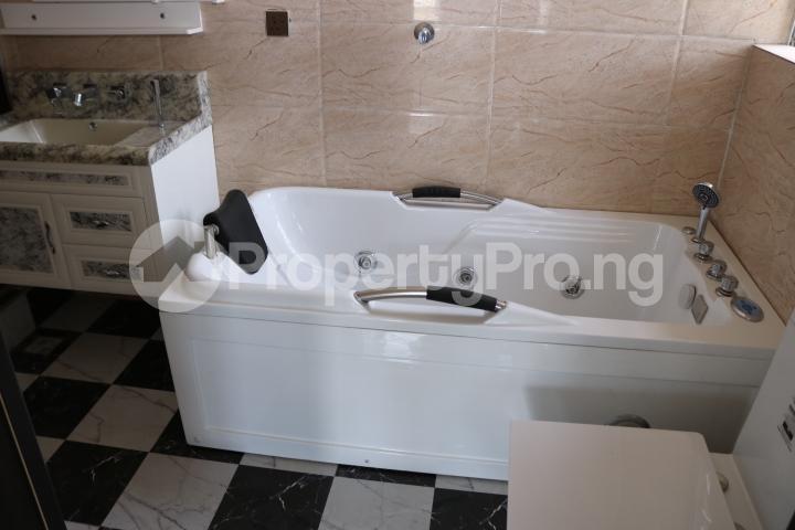 4 bedroom Semi Detached Duplex House for sale Canal West Estate Osapa london Lekki Lagos - 43