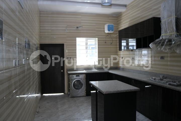 4 bedroom Semi Detached Duplex House for sale Canal West Estate Osapa london Lekki Lagos - 22
