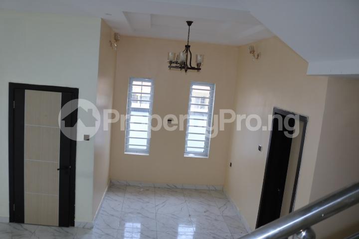 4 bedroom Semi Detached Duplex House for sale Canal West Estate Osapa london Lekki Lagos - 16