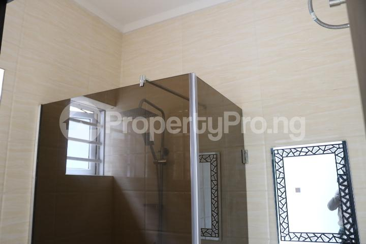 4 bedroom Semi Detached Duplex House for sale Canal West Estate Osapa london Lekki Lagos - 51
