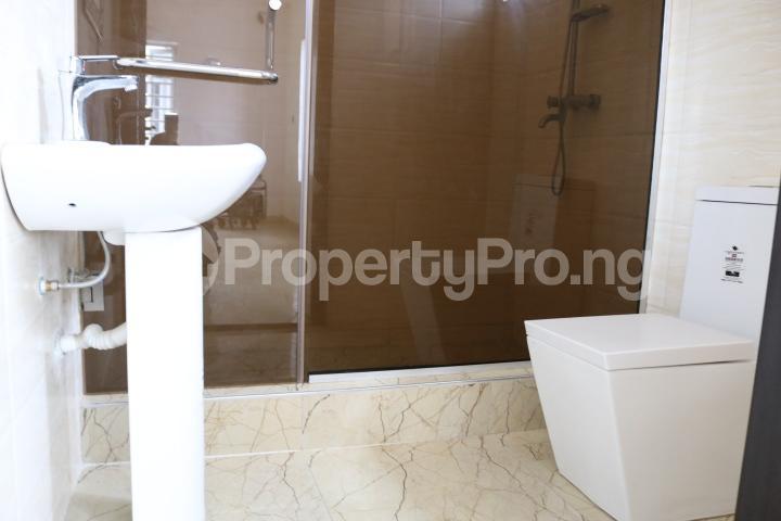 4 bedroom Semi Detached Duplex House for sale Canal West Estate Osapa london Lekki Lagos - 56
