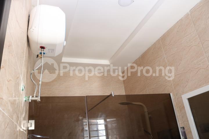 4 bedroom Semi Detached Duplex House for sale Canal West Estate Osapa london Lekki Lagos - 46