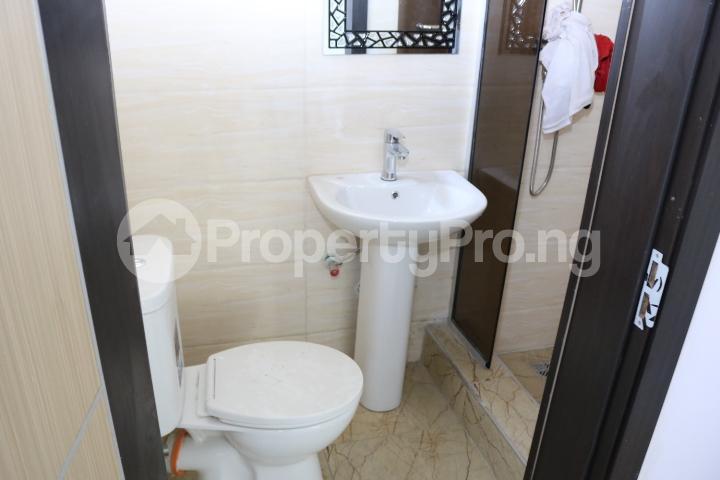 4 bedroom Semi Detached Duplex House for sale Canal West Estate Osapa london Lekki Lagos - 25