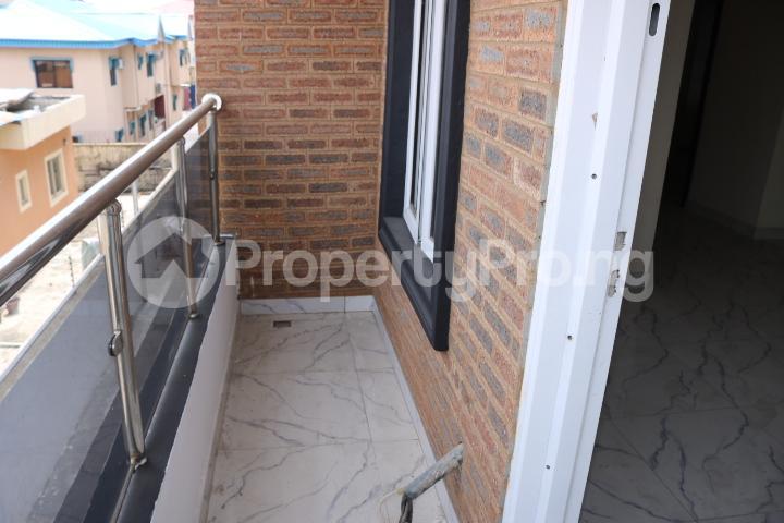 4 bedroom Semi Detached Duplex House for sale Canal West Estate Osapa london Lekki Lagos - 34