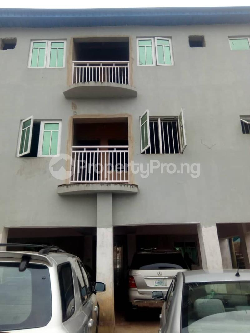 1 bedroom mini flat  Mini flat Flat / Apartment for rent Onigbongbo LSDPC Maryland Estate Maryland Lagos - 6