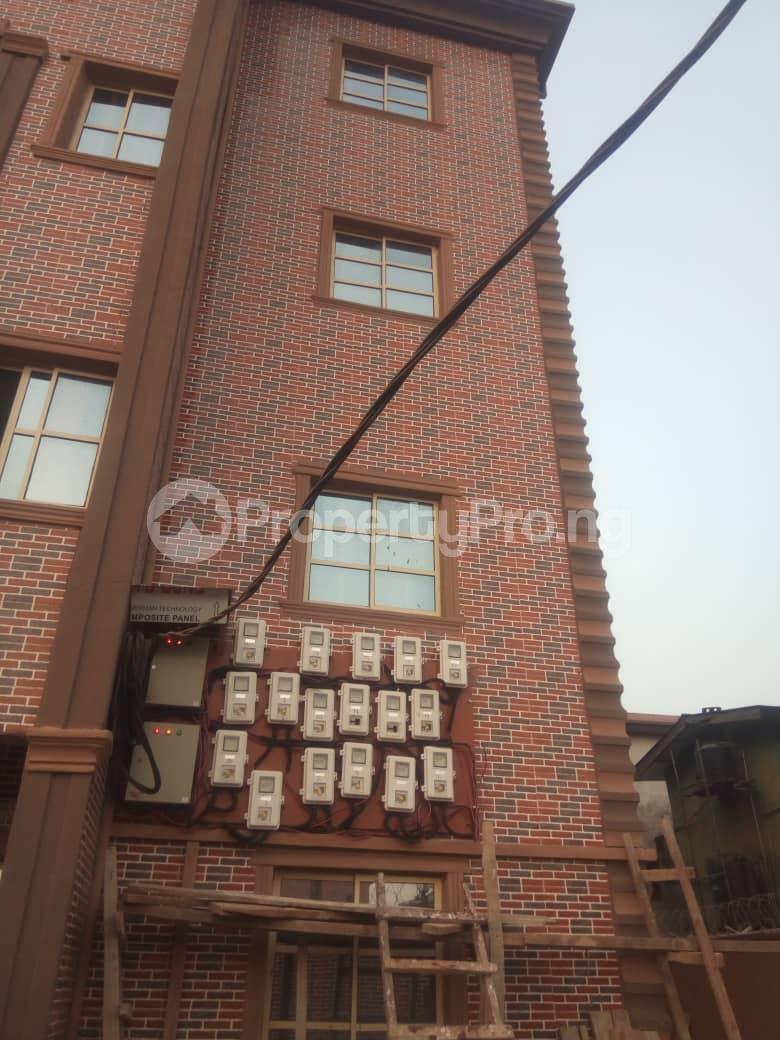 1 bedroom mini flat  Mini flat Flat / Apartment for rent Hy Ebute Metta Yaba Lagos - 6
