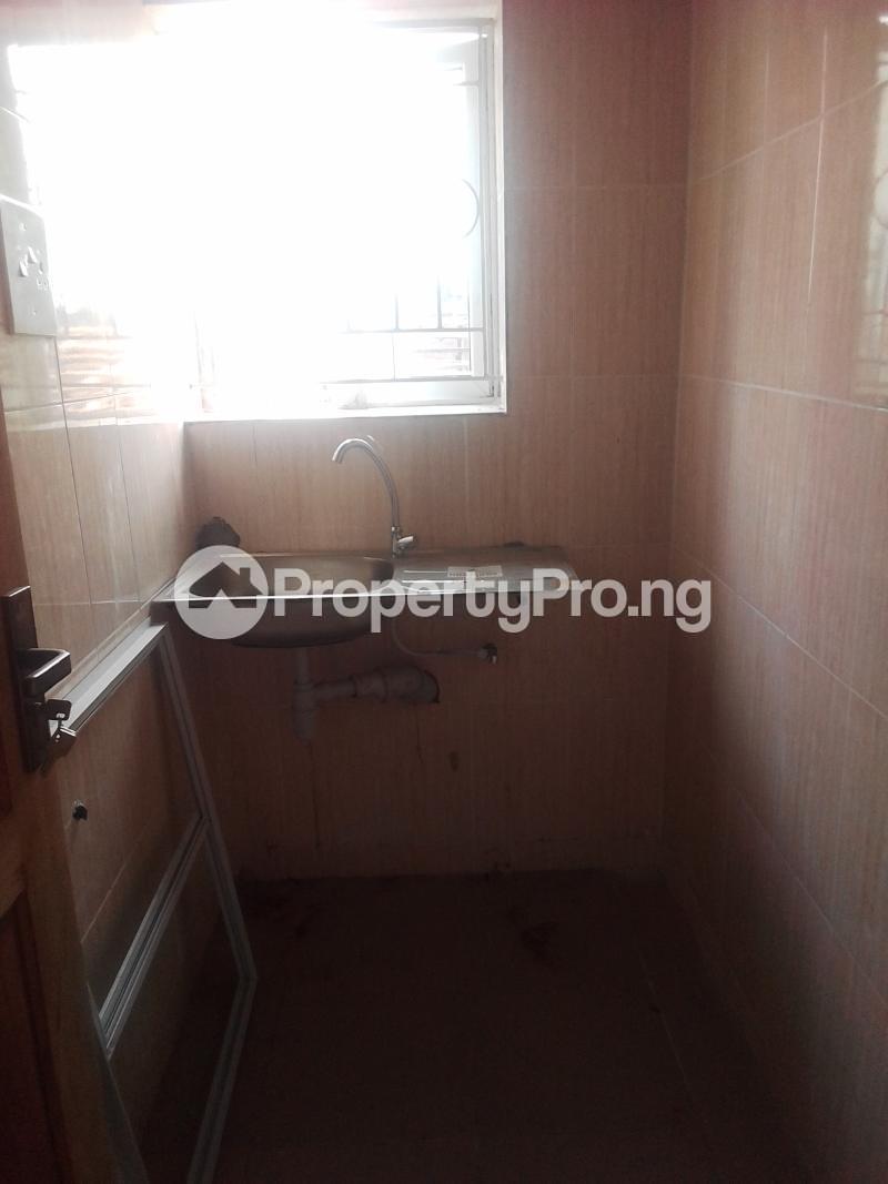 1 bedroom mini flat  Mini flat Flat / Apartment for rent Yabatech  Abule-Ijesha Yaba Lagos - 8