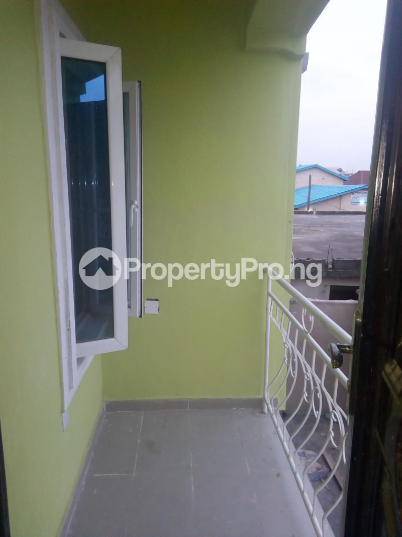 1 bedroom mini flat  Mini flat Flat / Apartment for rent Bailey  Abule-Ijesha Yaba Lagos - 1