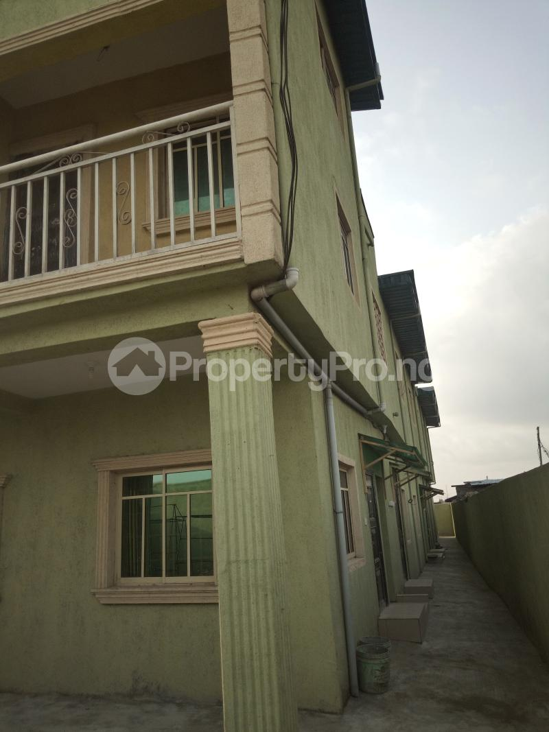 1 bedroom mini flat  Mini flat Flat / Apartment for rent By car wash bus stop oworo Kosofe Kosofe/Ikosi Lagos - 0