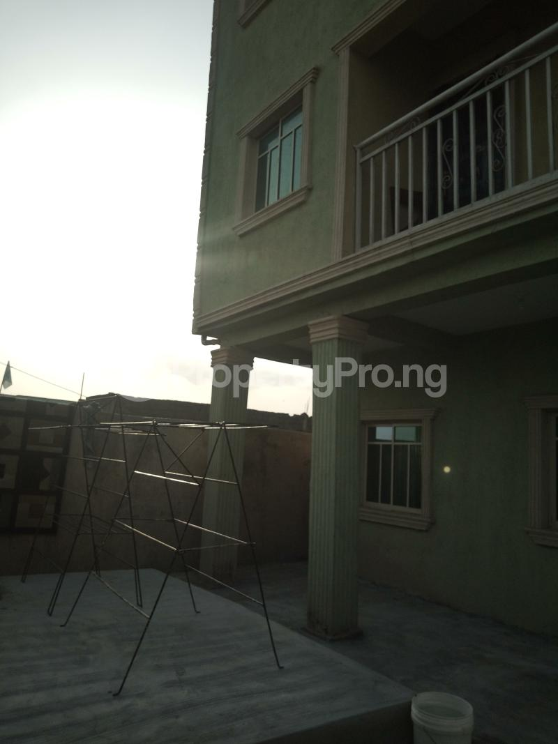 1 bedroom mini flat  Mini flat Flat / Apartment for rent By car wash bus stop oworo Kosofe Kosofe/Ikosi Lagos - 1