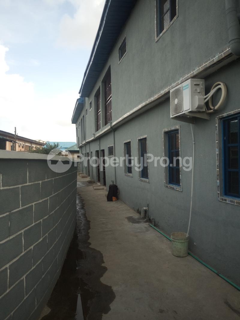 1 bedroom mini flat  Mini flat Flat / Apartment for rent By car wash bus stop, oworo Kosofe Kosofe/Ikosi Lagos - 1