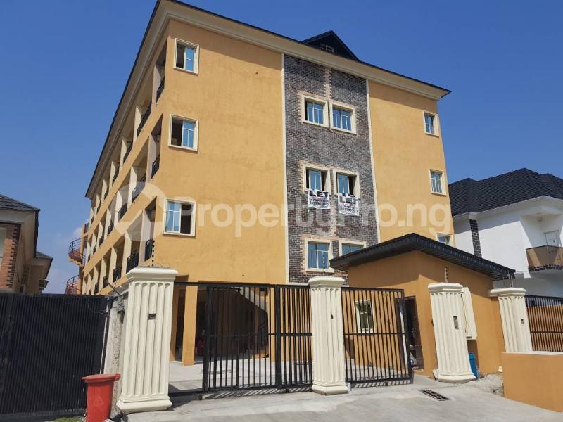 1 bedroom mini flat  Block of Flat for rent Adebambi chevron Lekki Lagos - 0
