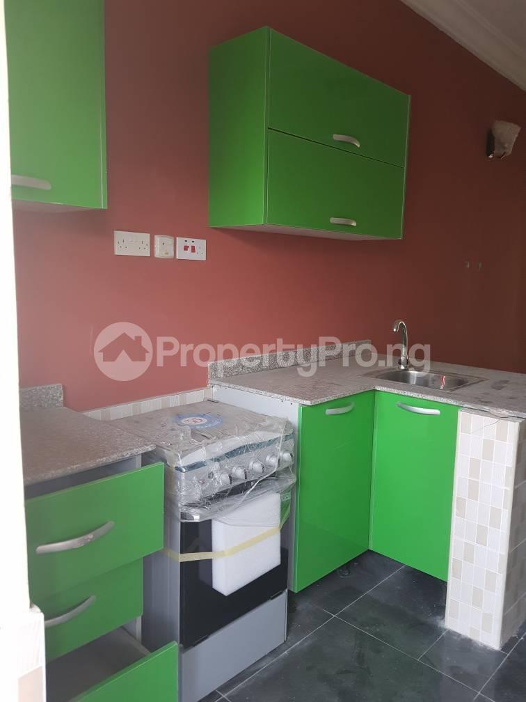 1 bedroom mini flat  Block of Flat for rent Adebambi chevron Lekki Lagos - 6