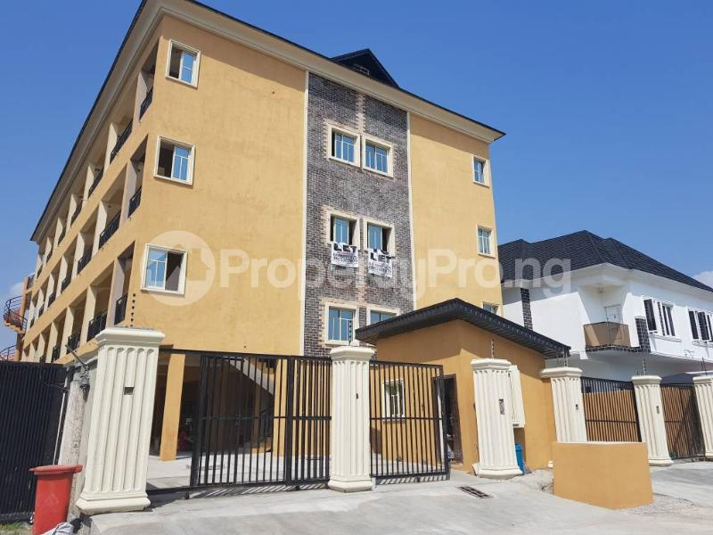 1 bedroom mini flat  Block of Flat for rent Adebambi chevron Lekki Lagos - 7
