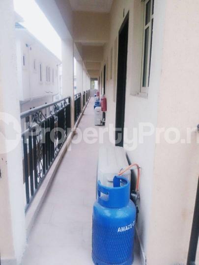 1 bedroom mini flat  Block of Flat for rent Adebambi chevron Lekki Lagos - 9