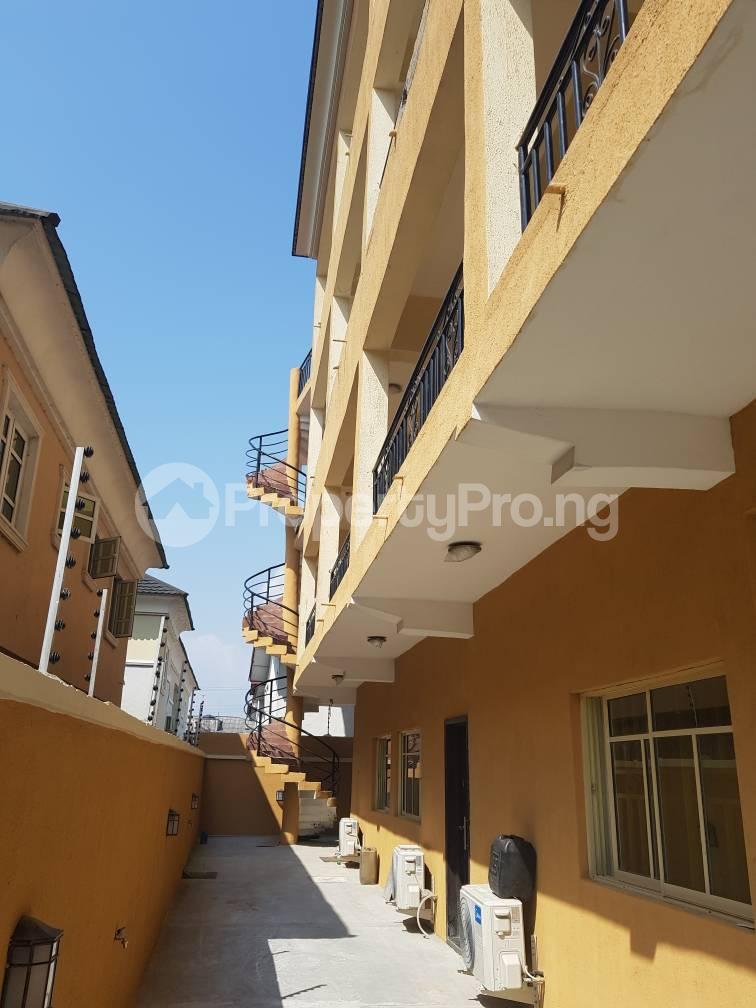 1 bedroom mini flat  Block of Flat for rent Adebambi chevron Lekki Lagos - 3