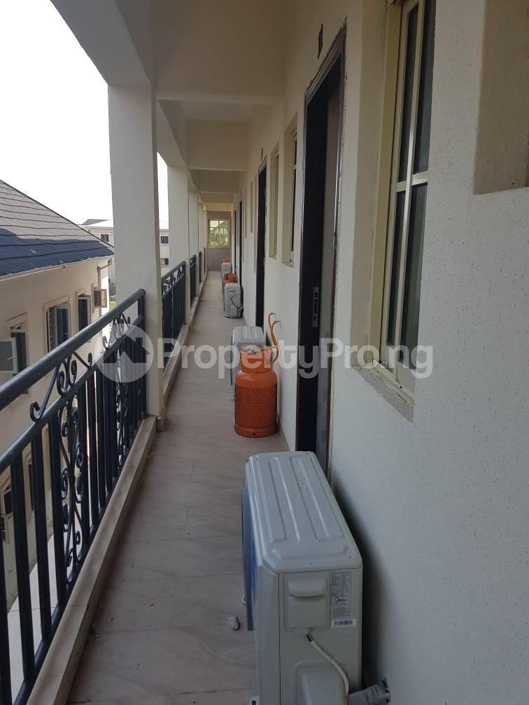 1 bedroom mini flat  Block of Flat for rent Adebambi chevron Lekki Lagos - 5
