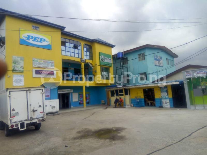 Church Commercial Property for rent Akinogun b/stop. Ipaja road Ipaja Lagos - 0