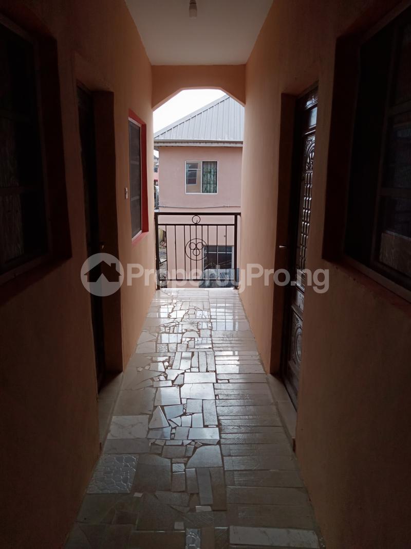 1 bedroom mini flat  Self Contain Flat / Apartment for rent Bajulaiye Fola Agoro Yaba Lagos - 4