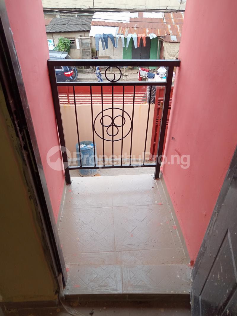1 bedroom mini flat  Self Contain Flat / Apartment for rent Bajulaiye Fola Agoro Yaba Lagos - 0