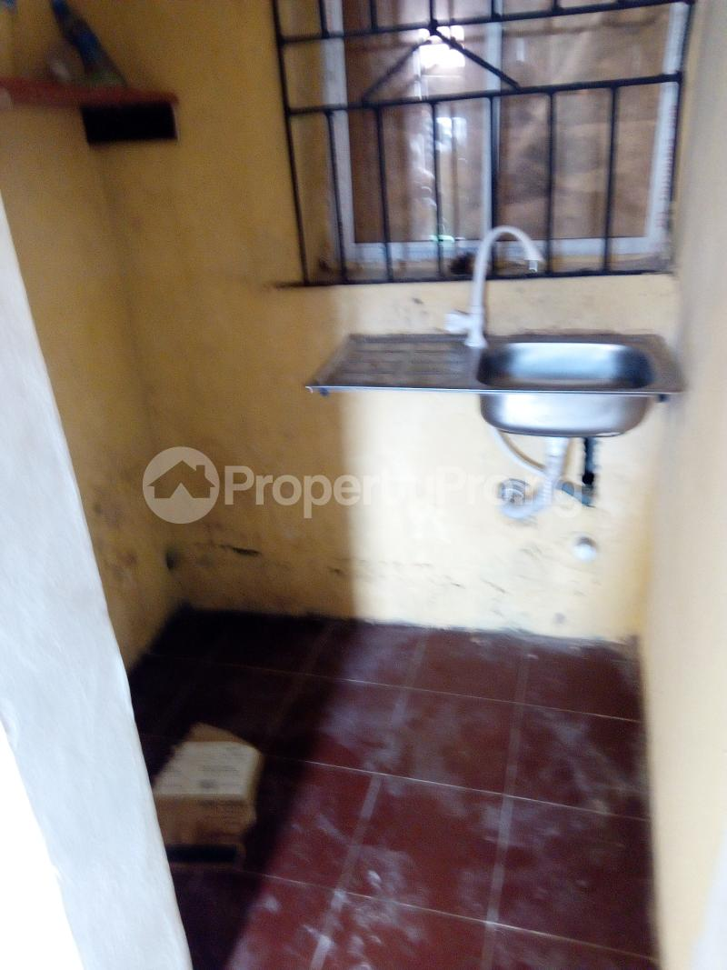1 bedroom mini flat  Self Contain Flat / Apartment for rent Abdul street  Abule-Oja Yaba Lagos - 0