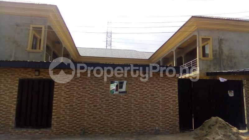 1 bedroom mini flat  Self Contain Flat / Apartment for rent Alhaji Alimi street Bariga Shomolu Lagos - 0
