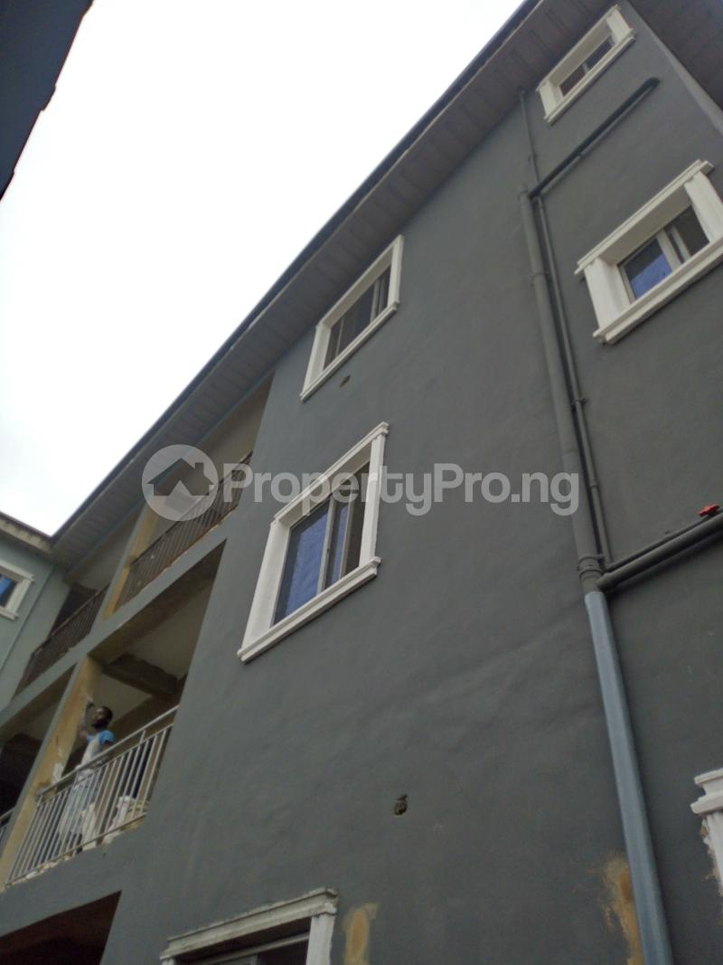 1 bedroom mini flat  Self Contain Flat / Apartment for rent Shomolu Shomolu Lagos - 1
