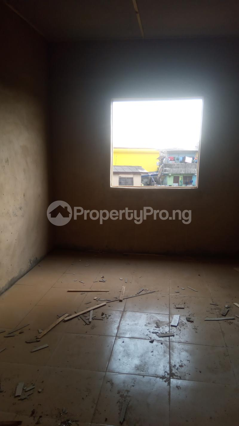 1 bedroom mini flat  Self Contain Flat / Apartment for sale Close to 3rd mainland bridge New garage Gbagada Lagos - 3