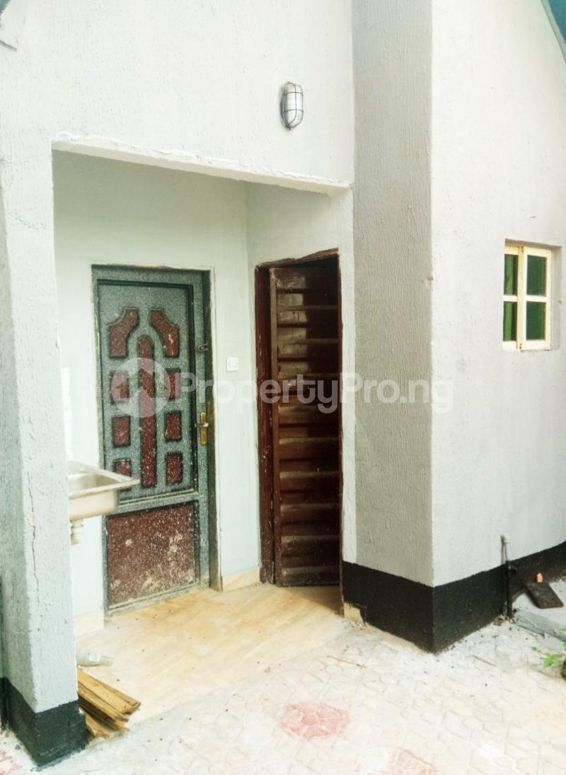 1 bedroom mini flat  Self Contain Flat / Apartment for rent Umuanunu Obinze along Owerri PortHarcout road behind San Lorenzo hotels  Owerri Imo - 0