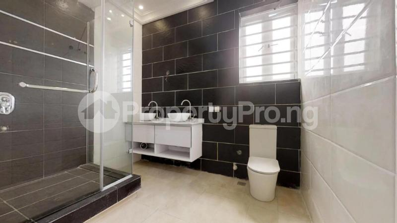 5 bedroom Semi Detached Duplex House for sale Chief Bamidele Eletu Street Osapa london Lekki Lagos - 5