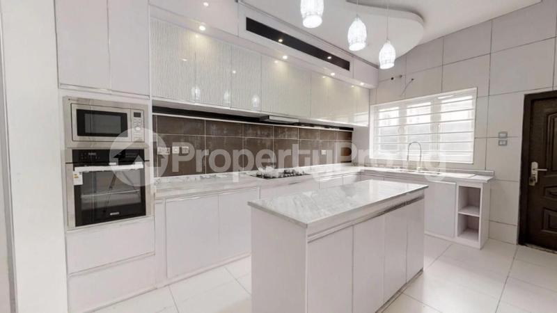 5 bedroom Semi Detached Duplex House for sale Chief Bamidele Eletu Street Osapa london Lekki Lagos - 8