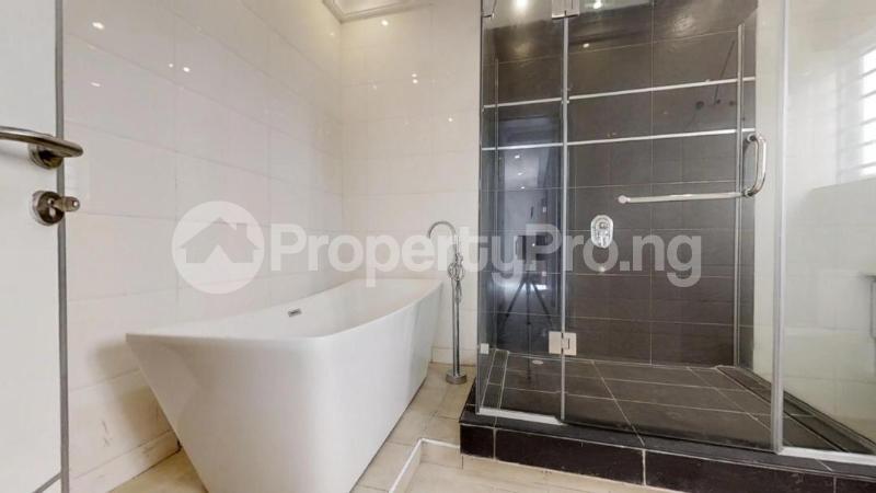 5 bedroom Semi Detached Duplex House for sale Chief Bamidele Eletu Street Osapa london Lekki Lagos - 1