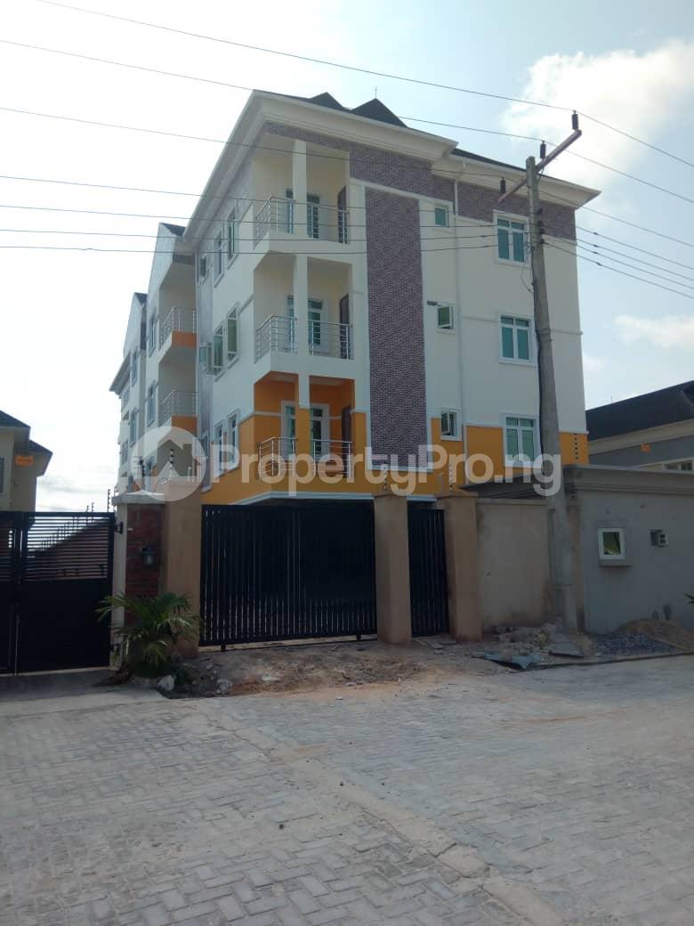 3 bedroom Flat / Apartment for rent --- Ikate Lekki Lagos - 0