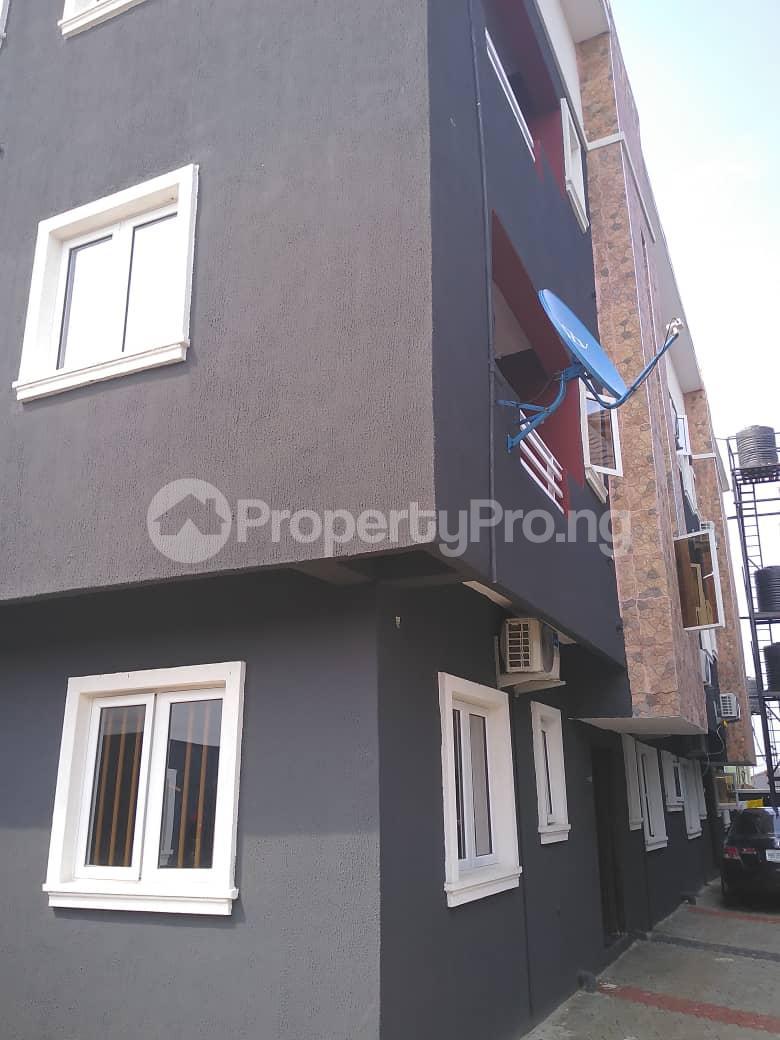 Self Contain Flat / Apartment for rent Off St. Finbarrs College Road  Akoka Yaba Lagos - 0