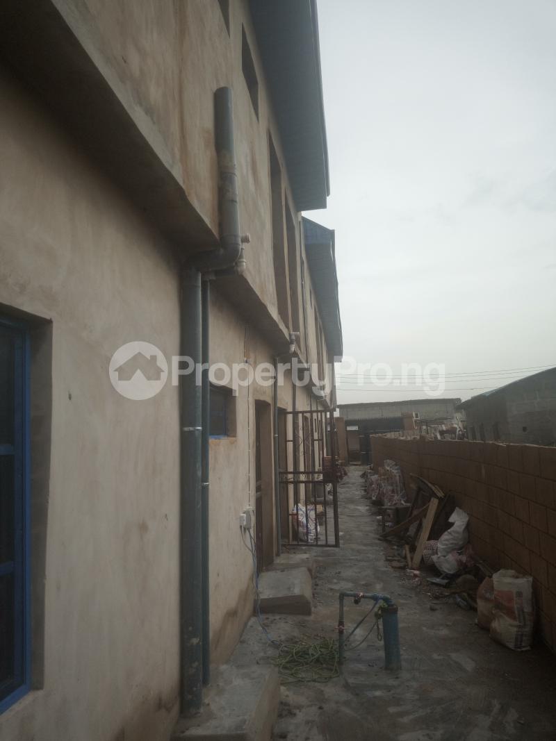 1 bedroom mini flat  Self Contain Flat / Apartment for rent By car wash bus stop, oworo Kosofe Kosofe/Ikosi Lagos - 1