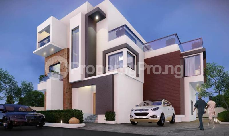 5 bedroom Detached Duplex House for sale Plot B06 1331mabushi district by ministers quarters FCT Abuja  Mabushi Abuja - 0