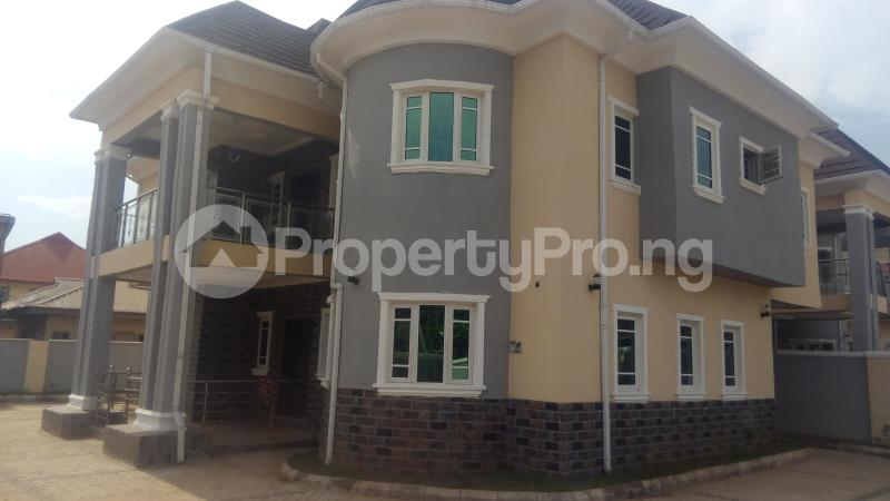 4 bedroom Semi Detached Duplex House for sale Behind Cenotaph Parade ground, GRA Asaba Delta - 1